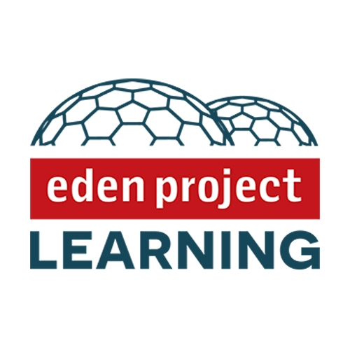 Eden Project learning logo